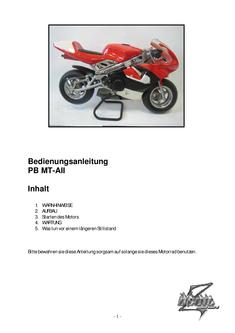 Pocketbike III