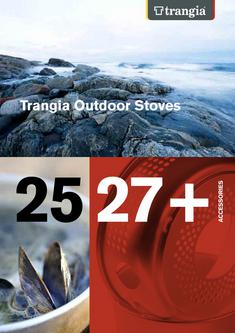 Trangia Outdoor Herde 2011