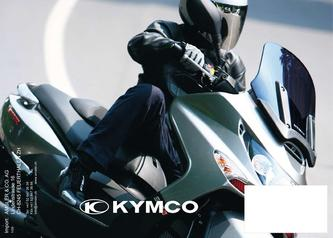 Kymco Scooter 2009