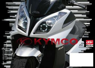 Kymco Scooter 2011
