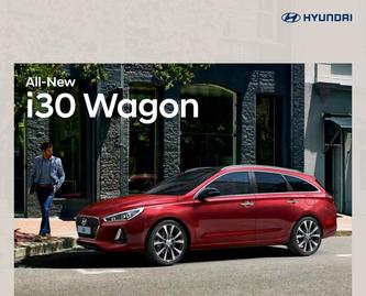 New i30 Wagon 2019