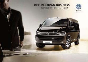 VW Multivan Business 2013