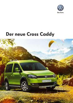 Der neue Cross Caddy 2013