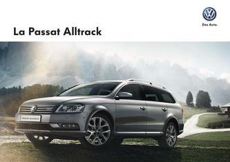 VW Passat Alltrack 2013 (Französisch)