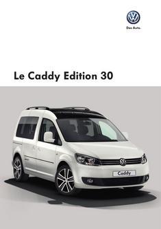 Le Caddy Edition 30 2013 (Französisch)