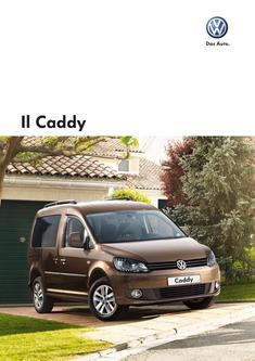 VW Caddy 2013 (Italienisch)
