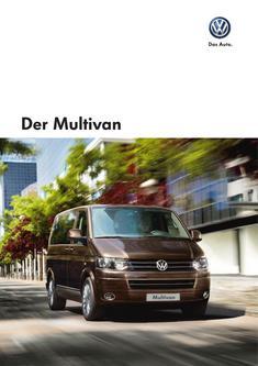 VW Multivan 2013
