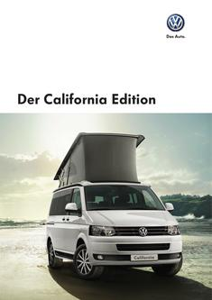 VW California Edition 2013