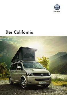 VW California 2013