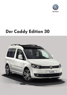 Der Caddy Edition 30 2013