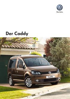 Der Caddy 2013