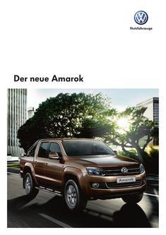 Der neue Amarok 2013