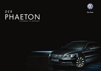 VW Phaeton 2013