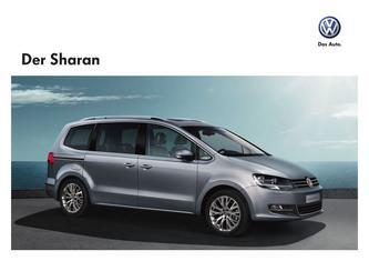 VW Sharan 2013