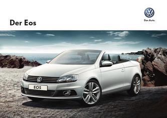 VW Eos 2013