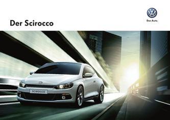 VW Scirocco 2013