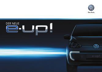 VW e-up! 2013