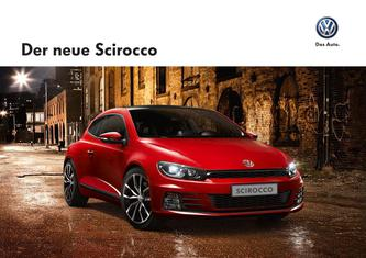VW Scirocco August 2014