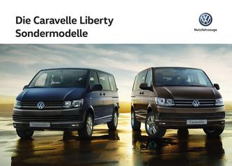 T6 Caravelle Liberty 2016
