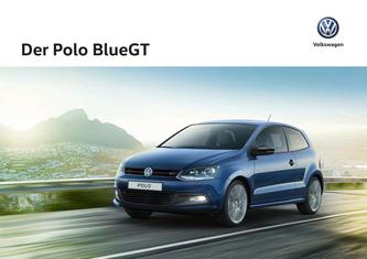 VW Polo BlueGT 2016