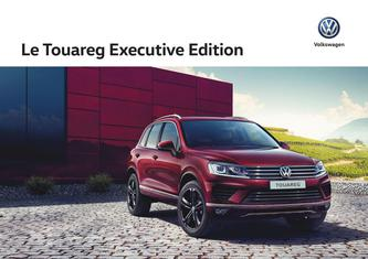 Le Touareg Executive Edition 2017 (Französisch)
