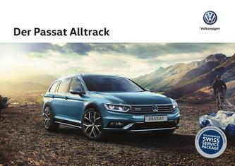 VW Passat Alltrack November 2017