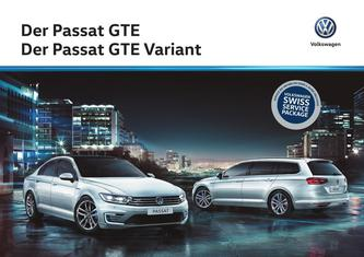 VW Passat GTE November 2017
