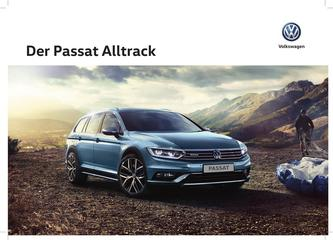 VW Passat Alltrack August 2018
