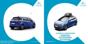 C4 SpaceTourer Brochure accessori Lug 2018 (Italienisch)