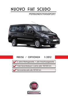 Scudo Personentransport 2011