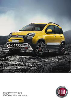 Fiat New Panda Preisliste September 2014