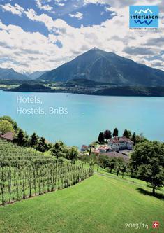 Generelle Informationen & Hotels, Hostels, BnBs 2013/2014