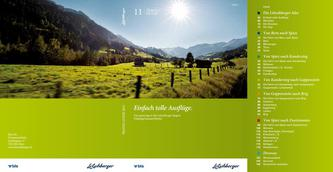 Lötschberger Travel Guide 2011