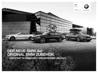 Zubehör BMW 4er Cabrio/Coupé/Gran Coupé Preisliste 2014