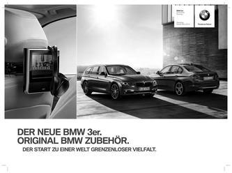 Zubehör BMW 3er Limousine & Touring (02/2012-) Preisliste 2014
