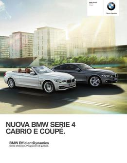BMW serie 4 Coupé catalogo 2014