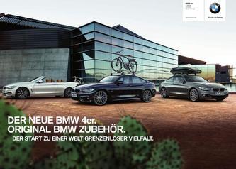 Zubehör BMW 4er Cabrio/Coupé/Gran Coupé 2014