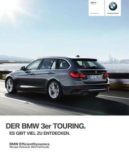 BMW 3er Touring Katalog 2014