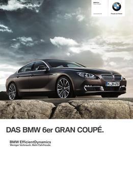 BMW 6er Gran Coupé 2014