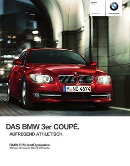 BMW 3er Coupe 2012