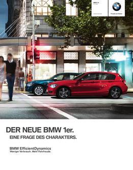 BMW 1er 5-Türer 2012
