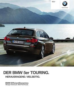 BMW 5er Touring 2014