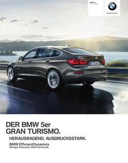 BMW 5er Gran Turismo 2014