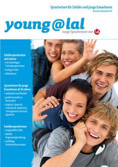 Sprachreisen für Schüler & junge Erwachsene 2011