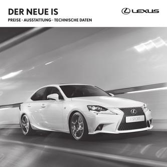 Lexus IS 2016