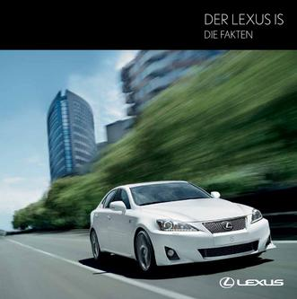 Lexus IS Preisliste 2012