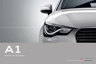 Audi A1 | A1 Sportback 2014 (Französisch)