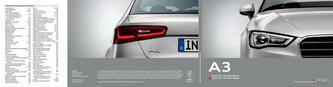 Audi A3  | A3 Sportback 2014 (Französisch)
