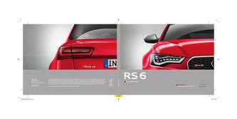 Audi RS 6 2014 (Französisch)
