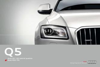 Audi Q5 2014 (Französisch)